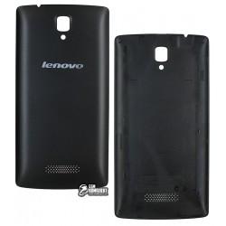 Задняя крышка батареи для Lenovo A2010, черная