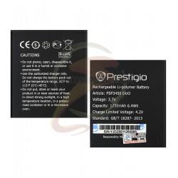 Аккумулятор для Prestigio MultiPhone 3450 Duo, оригинал, (Li-ion 3.7V 1730mAh)