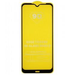 Закаленное защитное стекло для Xiaomi Redmi Note 8T, 0,26 мм 9H, 2.5D, Full Glue, черное