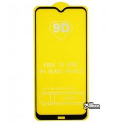 Закаленное защитное стекло для Xiaomi Redmi 8, Redmi 8A, 0,26 мм 9H, 2.5D, Full Glue, черное