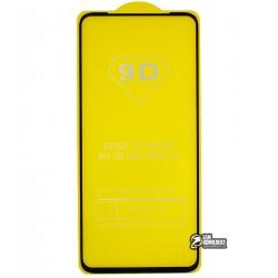 Закаленное защитное стекло для Oppo P11 Pro, 2.5D, Full Glue, черное
