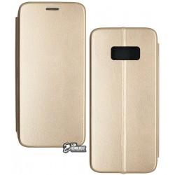 Чехол для Samsung G950 Galaxy S8, Fashion, книжка, черная