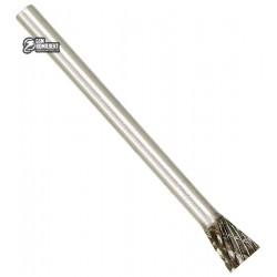 Борфреза обратный конус крупная по металлу, длина рабочей части 6мм, хвостовик 3мм