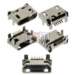 Коннектор зарядки для Lenovo A5000, A7000; планшета Lenovo IdeaTab A10-70 (A7600)