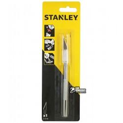 Нож STANLEY макетный, длина 120мм