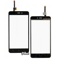 Тачскрин для Xiaomi Redmi 4A, черный