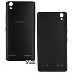 Задняя крышка батареи Lenovo A6000, черная
