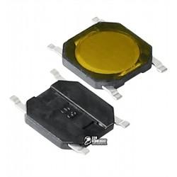 Кнопка тактовая SMD, 4 x 4 x 0,8 мм, 4pin, без штока