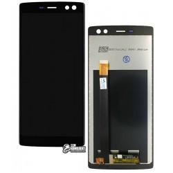 Дисплей для Doogee BL12000, черный, с сенсорным экраном, Original (PRC)