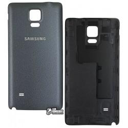 Задняя крышка батареи для Samsung N910FGalaxy Note 4, N910HGalaxy Note 4, черная
