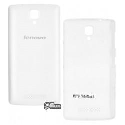Задняя крышка батареи для Lenovo A1000, белая