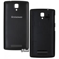 Задняя крышка батареи для Lenovo A1000, чёрная