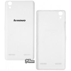 Задняя крышка батареи для Lenovo A6000, белая