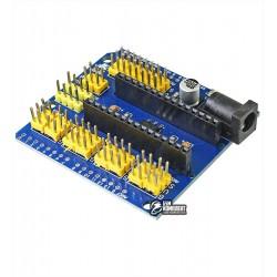 Модуль расширения для Arduino Nano Prototype Shield