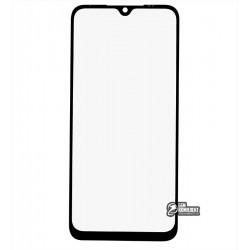 Стекло корпуса Xiaomi Redmi Note 8, черное