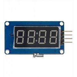 7-сегментный LED модуль для arduino