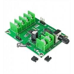 Драйвер бесколлекторного мотора от HDD, 9V-12V, 3/4 line