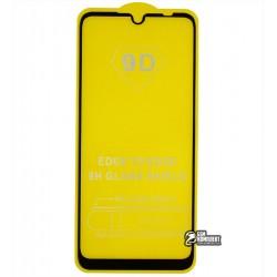 Закаленное защитное стекло для Xiaomi Redmi Note 7 0,26 мм 9H, 2.5D, Full Glue, черное