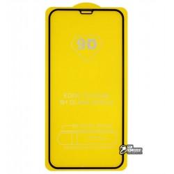 Закаленное защитное стекло для Apple iPhone X / XS, 0,26 мм 9H, 2.5D, Full Glue