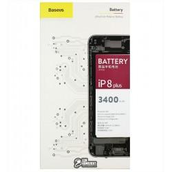 Аккумулятор Baseus для Apple iPhone 8 Plus, Li-ion, 3,82 B, 3400 мАч, усиленный