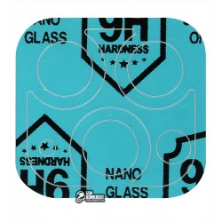 Защитная пленка на камеру для iPhone 11 Pro, iPhone 11 Pro Max, Polymer Nano 3D, прозрачная
