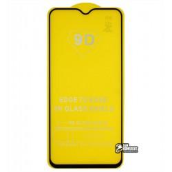 Закаленное защитное стекло для OnePlus 7T, 0,26 mm 9H, 2.5D, Full Glue, черное