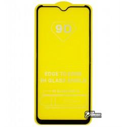 Закаленное защитное стекло для OnePlus 6T, 0,26 mm 9H, 2.5D, Full Glue, черное