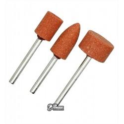 Набор Fit mod.36465 Шарошки алюминий-оксидные для шлифовки стали и цветных металлов, 3шт