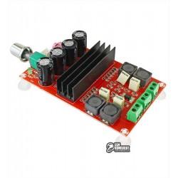 Звуковой усилитель XH-M190 D-класса TDA3116D2, 2 x 100W, 12-24V