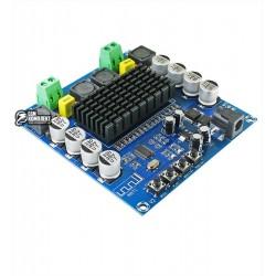 Звуковой усилитель XH-M513 D-класса TDA7498, 2 x 100W, 12-24V