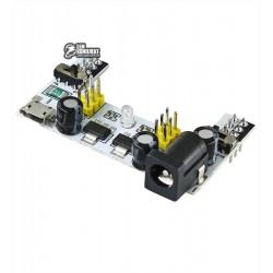 Модуль питания для макетной платы MB-102, microUSB