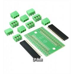 Модуль адаптера для Arduino Nano V3.0