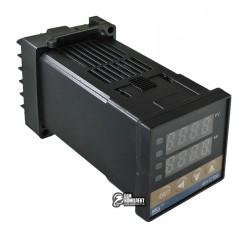 Терморегулятор REX-C100FK02-M, -0-400C