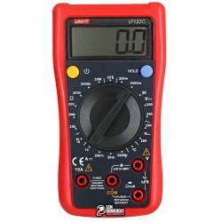 Мультиметр UNI-T UT132C, цифровой