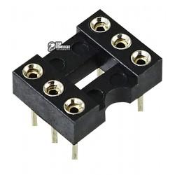 Панель DIP цанговая, 6pin ICSM-300-6, для микросхем