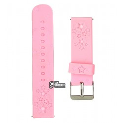 Ремешок для детских часов DS28, розовый