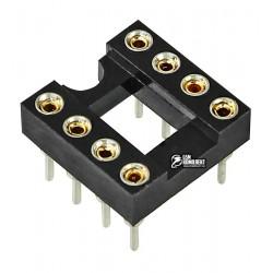 Панель DIP цанговая, 8pin ICSM-300-8, для микросхем