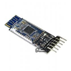 Модуль Bluetooth 4.0 BLE на HM-10, с преобразователем логических уровней 5V