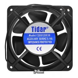 Вентилятор TIDAR RQA12038HSL2 120x120x38mm 220V
