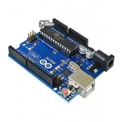 Arduino UNO R3 ATmega328P DIP, ATmega16U2, USB-B, реплика