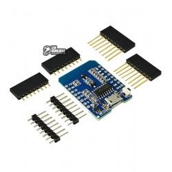 Wi-Fi модуль ESP-12F D1 mini, ESP8266