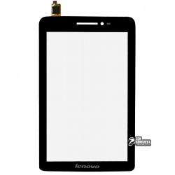 Тачскрин для планшета Lenovo IdeaPad S5000, черный, #MCF-070-1067-V2
