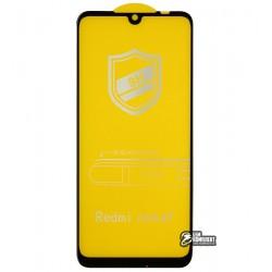 Закаленное защитное стекло для Xiaomi Redmi Note 7, 0,26 мм 9H, 4D ARC, черное