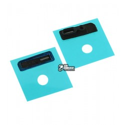Защитный фильтр для Apple iPhone 5, iPhone 5C, iPhone 5S, iPhone SE, (сеточка с резинкой под динамик)