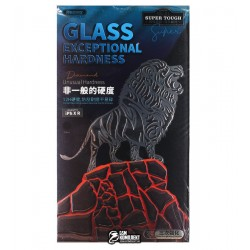 Защитное стекло для iPhone XR, iPhone 11, Remax Panshi Shatter-proof Glass GL-51, 3D, черное