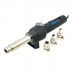 Термофен WEP 8858-I со встроенным цифровым блоком управления, t:100-480°C, 650W, 220V