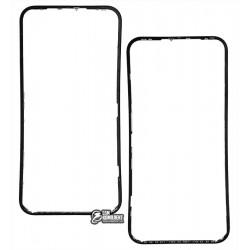 Рамка крепления дисплея для Apple iPhone XR, черная