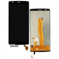 Дисплей для Blackview A20, A20 Pro, черный, с сенсорным экраном (дисплейный модуль)