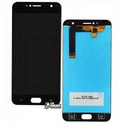 Дисплей Asus ZenFone Live ZB553KL, с сенсорным экраном (дисплейный модуль), черный