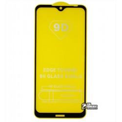 Закаленное защитное стекло для Nokia 6.2, Nokia 7.2, 0,33 мм, 2.5D, 9H, Full Glue, черное